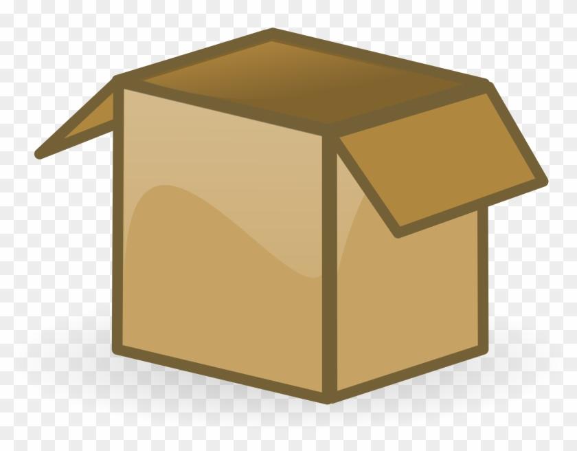 Open Box - Open Box Clip Art #99034