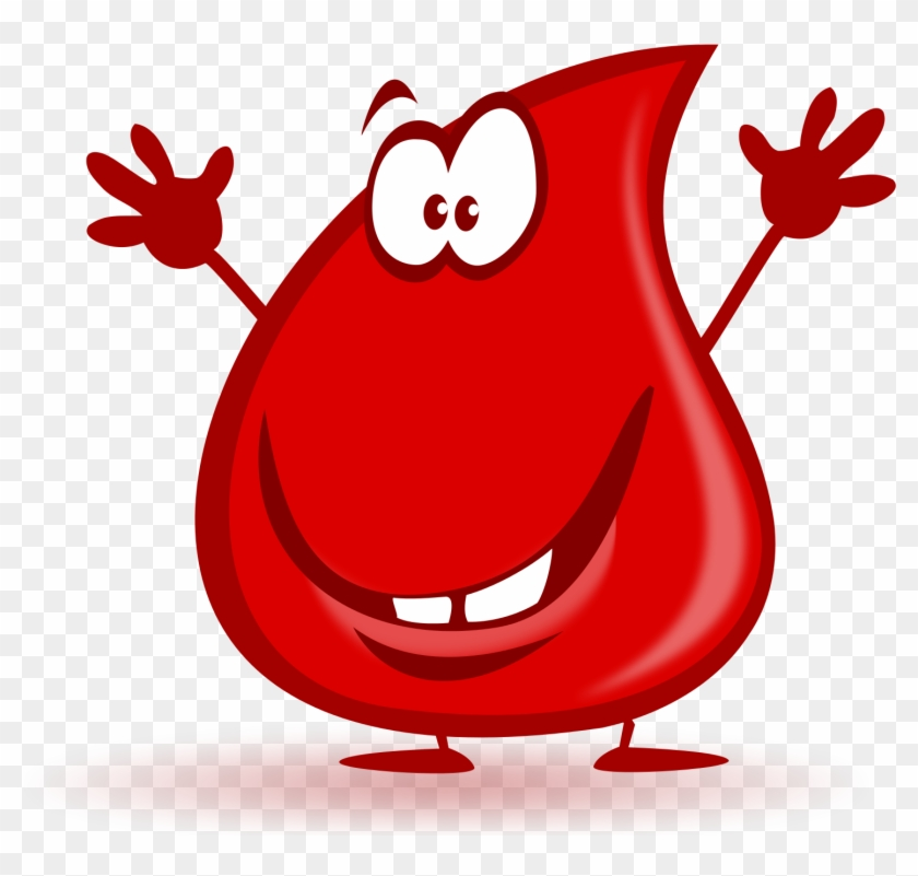 Red Blood Cell Computer Icons Clip Art - Blood Clip Art #99051