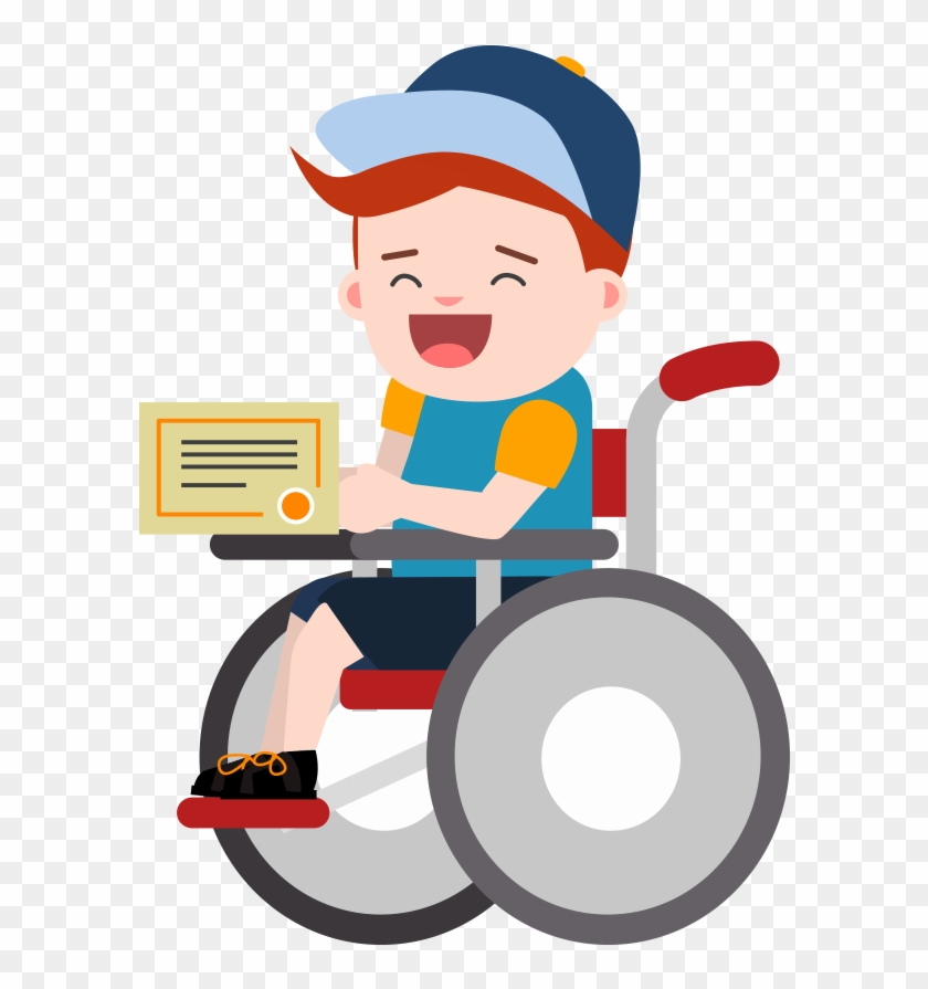 Grants And Funding For Children's Mobility Equipment - Cartoon #99198