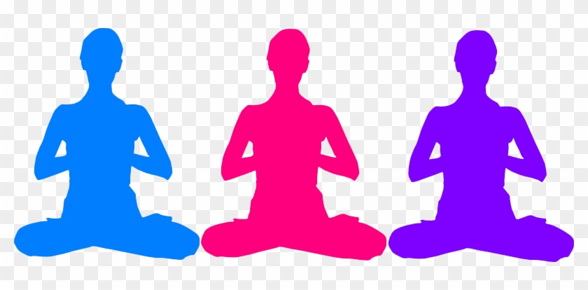 Finding The Right Type Of Meditation For You Is Key - Meditation Png #99281
