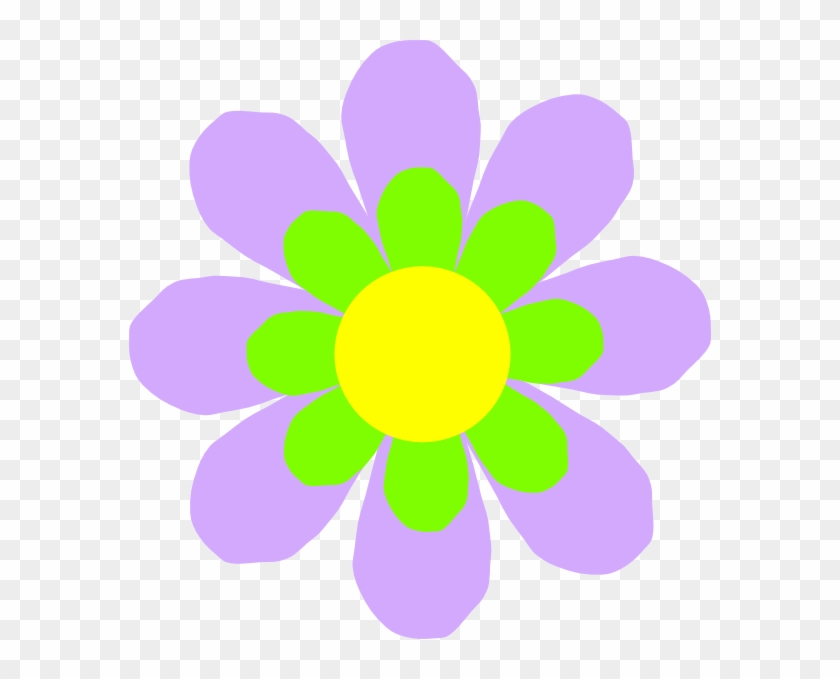 Clipart Flower Lilac Flower Clip Art - Clip Flower #99303