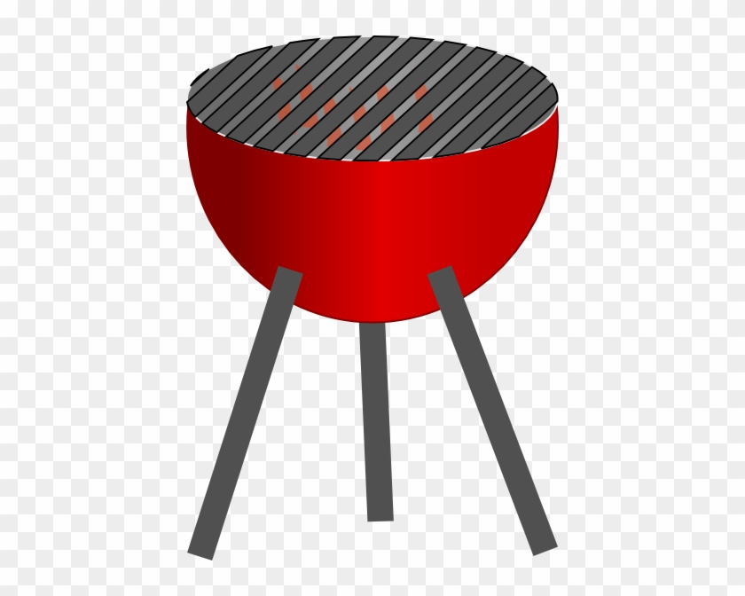 Barbecue Grill Clipart #99416