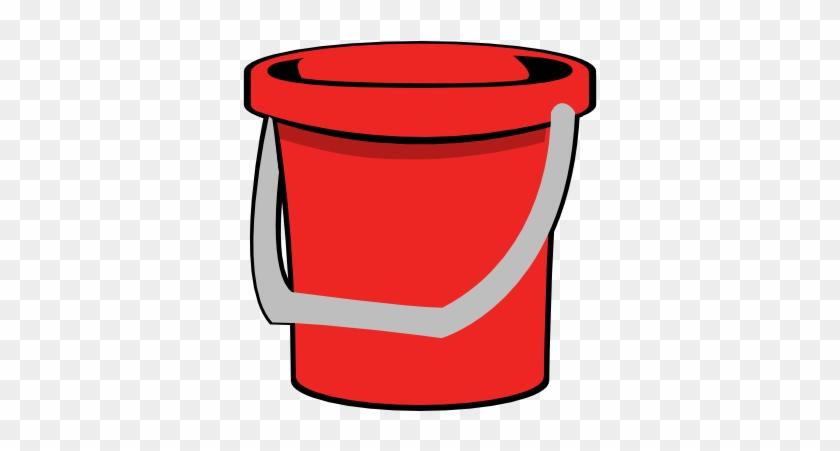 Clip - Bucket Clipart #99424