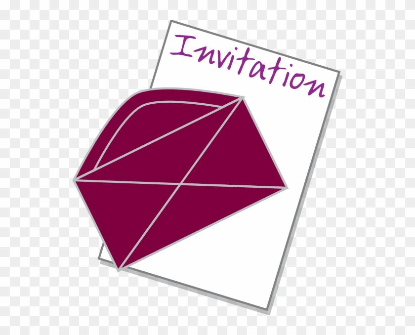 Invitation Clip Art At Clker Com Vector Clip Art Online - Invitation Clip Art Free #99450