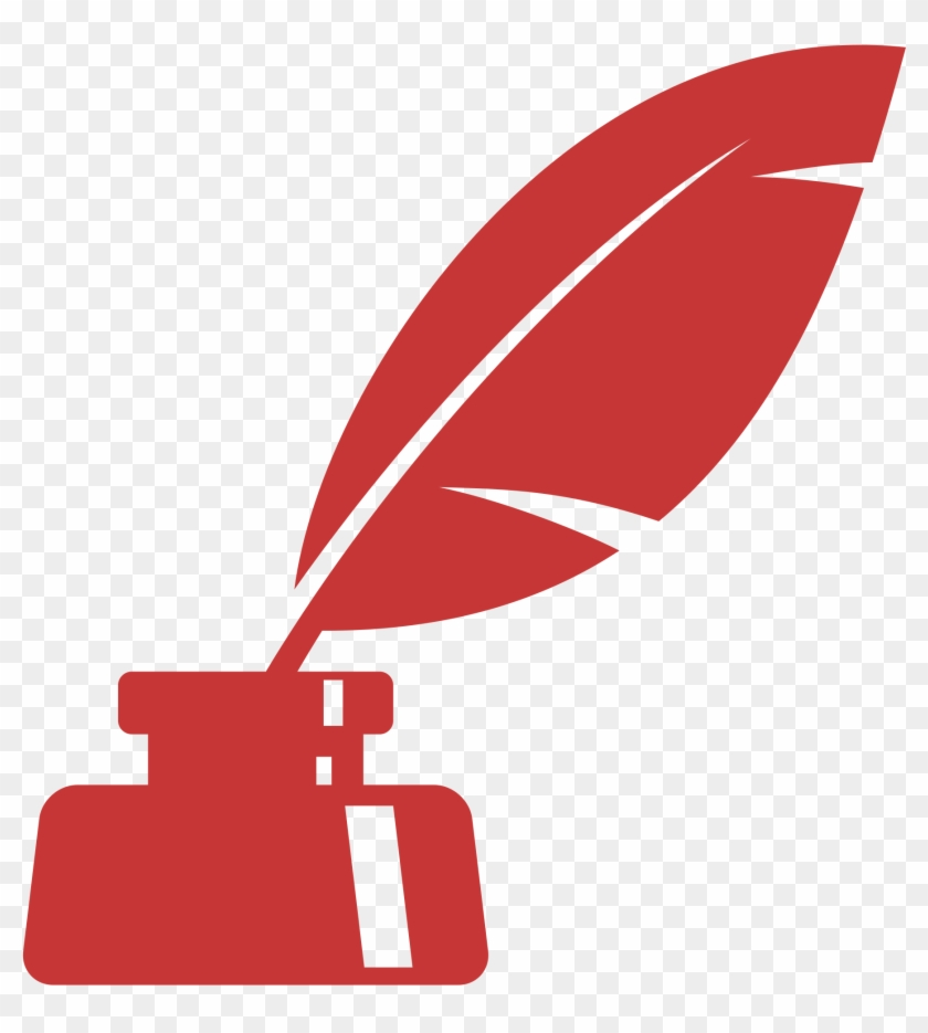Writing Center Andrews University - Writing Red Icon Png #99512