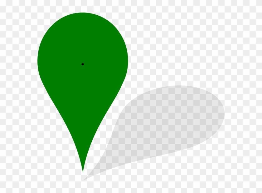 Green Tiny Black Spot Pin Clip Art At Clker - Spot Png #99685