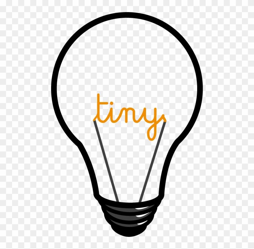 Tiny Light Bulb Lightbulb Clip Art Clipart Pictures - Light Bulb Logo Png #99708