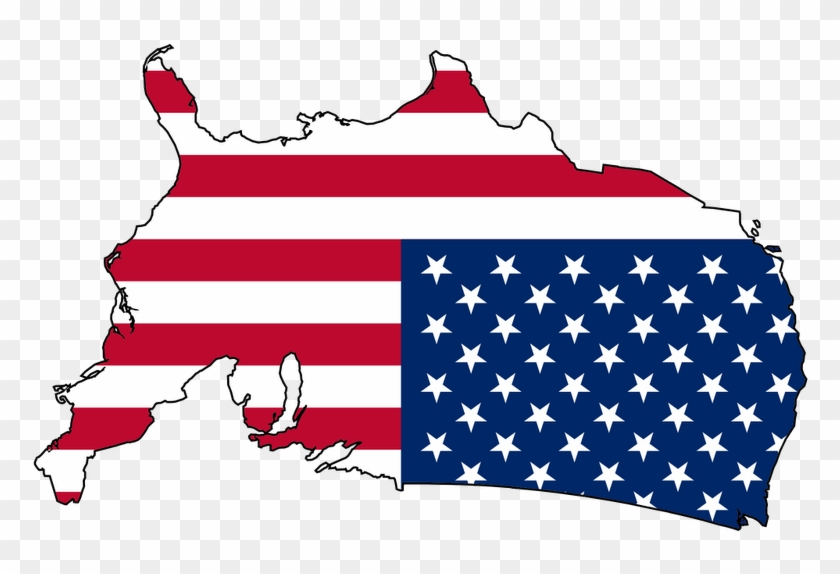 November 8th, 2016 Changed The Political Landscape - United States Flag Country #99975