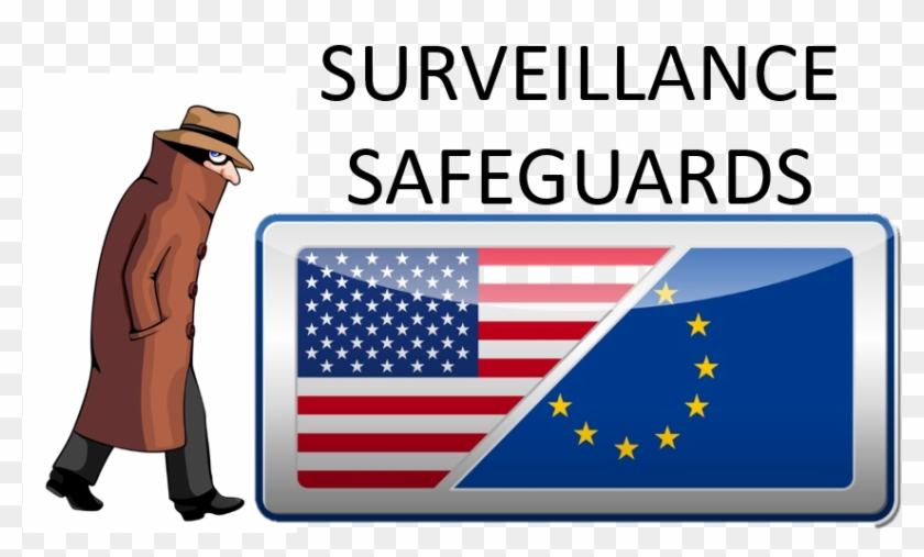 Been Reached On The Eu Us Privacy Shield Agreement Royalty Free