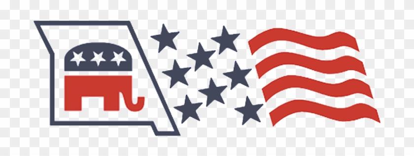 National Popular Vote Splits Republicans, Moves Forward - Republican Girl Rectangle Sticker #99981