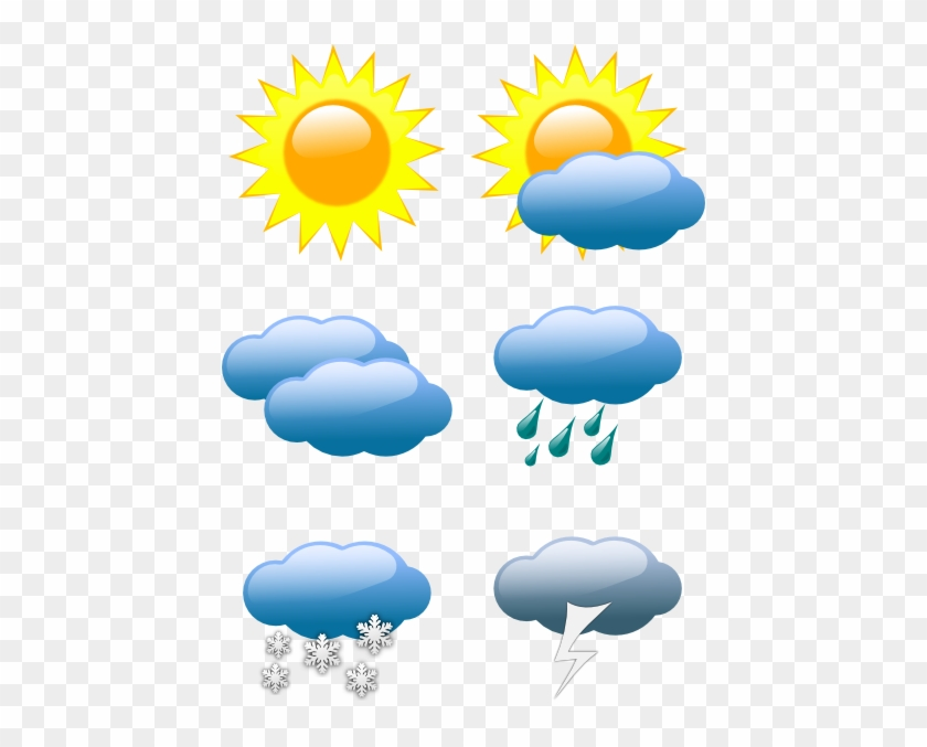 Weather Symbols South Africa #100032