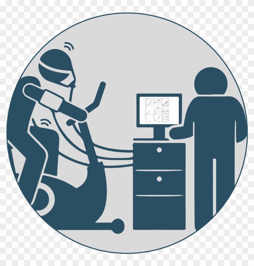 Cardiopulmonary Exercise Testing Involves Measurements - Heart #100108