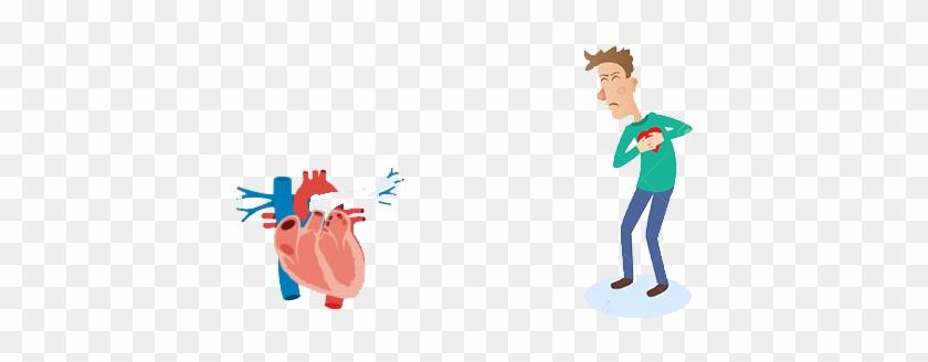 Heart Failure - Heart Failure Cartoon Png #100177