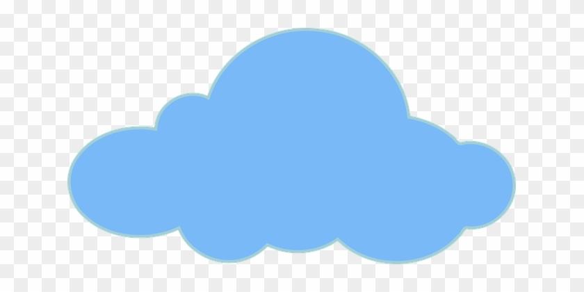 Cloud Weather Cloudy Meteorology Cumulus C - Cloud Clipart Png #100201