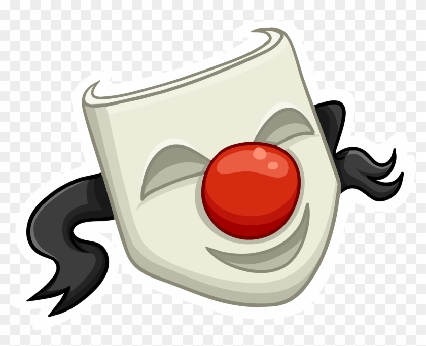 Red Nose Comedy Pin - Comédia Png #100228