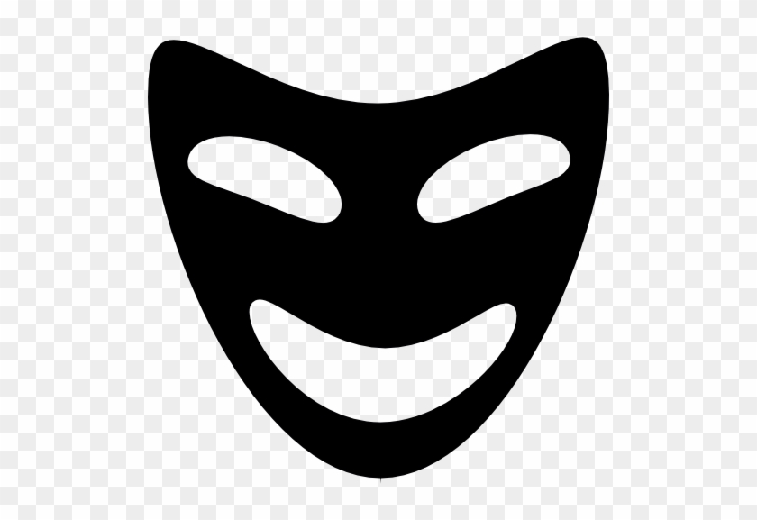 Carnival Masks, Carnival Mask, Carnivals, Comedy, Theater, - Mascara De Teatro Feliz #100329