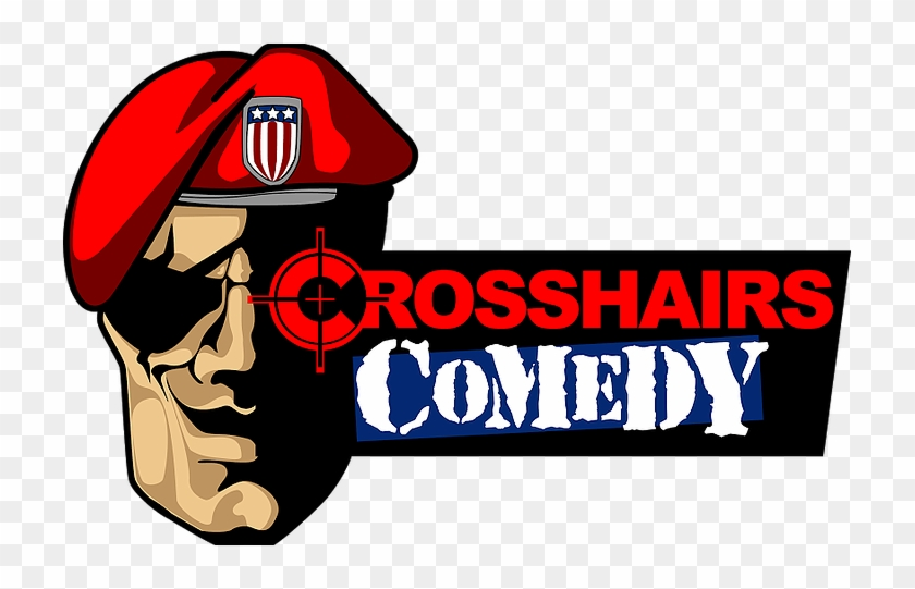 Crosshairs Comedy Was Founded By Anthony Torino, Usaf - Illustration #100355