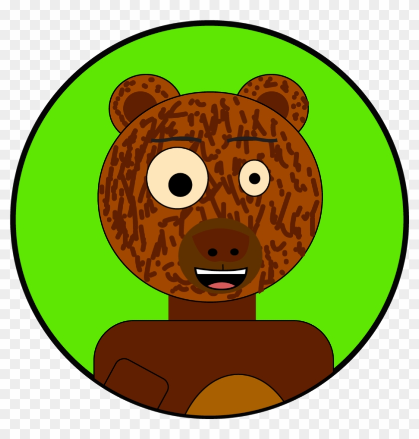 Don't Do Drugs Bear - Acantilados Golf Club #100364