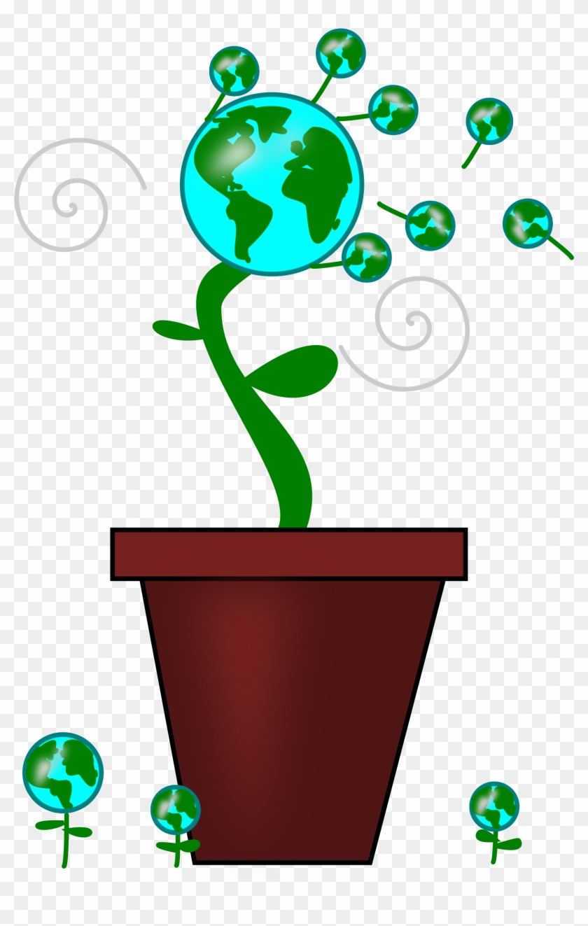 Dandelion Earth Png Clipart - Portable Network Graphics #100369