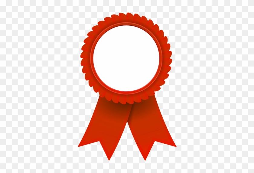 By - - Award Ribbon Png #100376