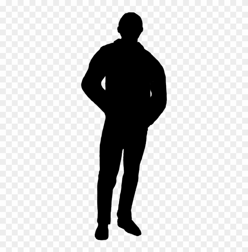 Silhouettes Of People - Man Silhouette Png #100541