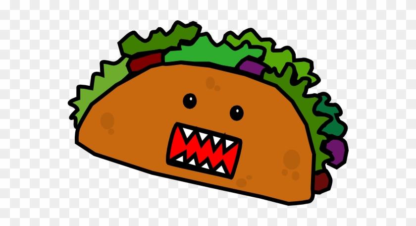 Taco Clipart Free Clipart Images - Cartoon Tacos #100574