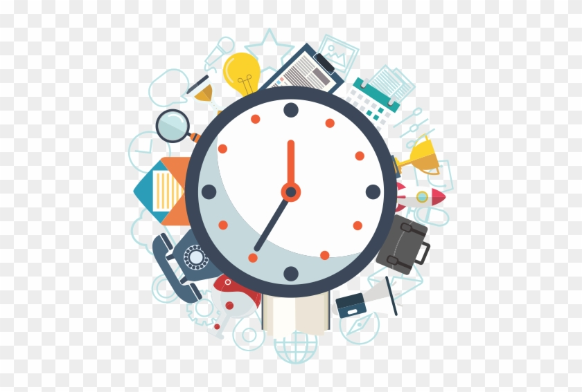 Time And Attendance, Human Resource Management Sustem, - Agent Banking Clip Art #100605