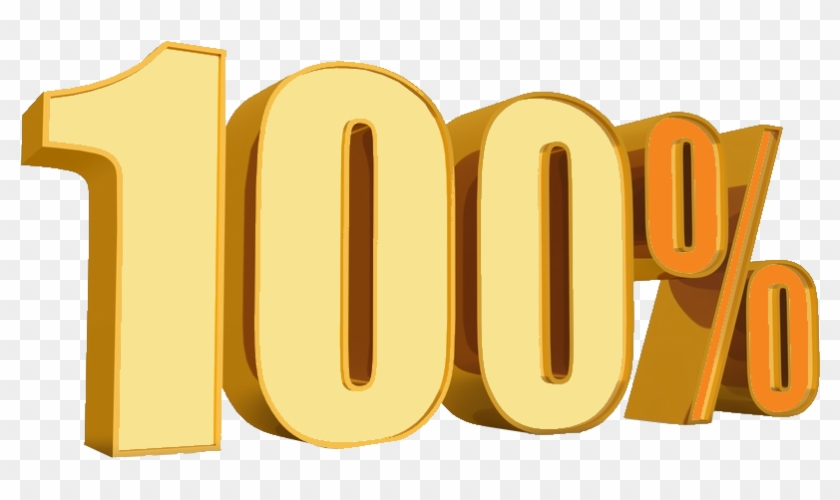 Image Result For 100% Attendance - 100% Пнг #100623