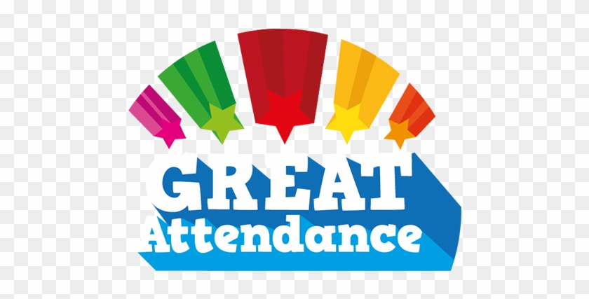 Classes With 100% Attendance - Attendance Badge Transparent Clipart #100624