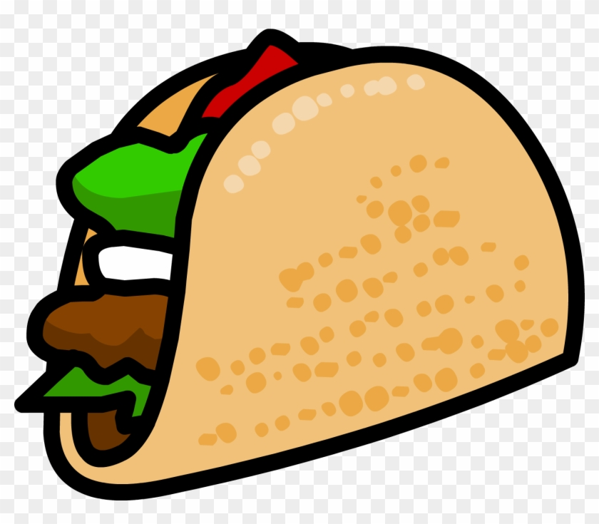 Taco Clipart Free Clip Art Images 3 Image - Taco Png #100637