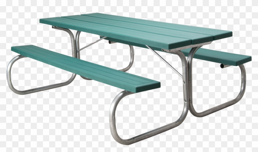 Table Clip Art - Clipart Of Picnic Table #100673