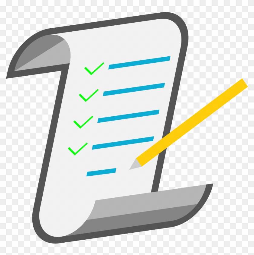 Create Your Attendance List  Determine The Approximate - Checklist Clipart #100756