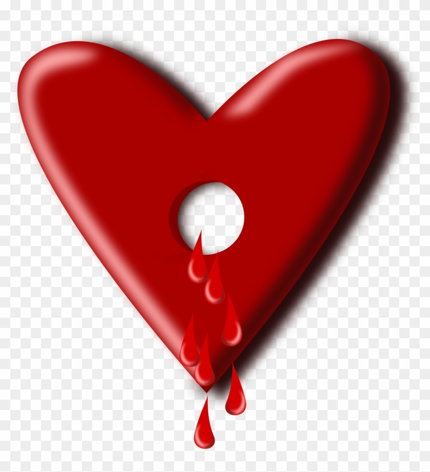 Big Image - Big Hole In Heart #100789