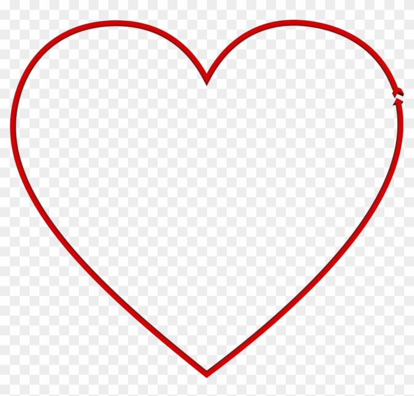 Clipart - Heart - Heart #100895