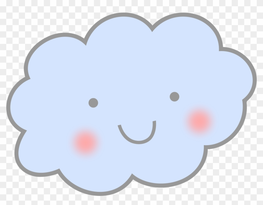 Big Cloud Clipart - Big Cloud Clipart #100910