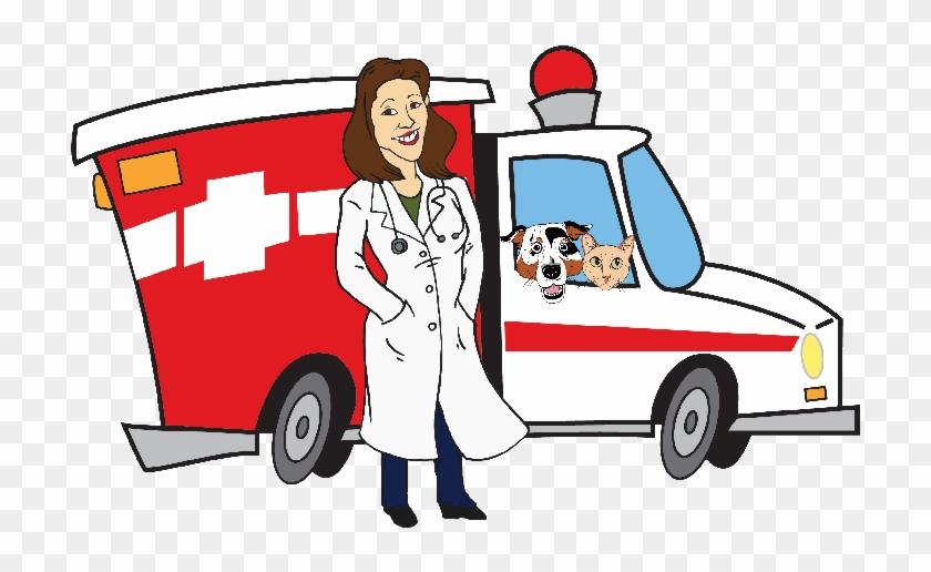 Veterinary Service - Veterinarian Transparent Clipart #100960