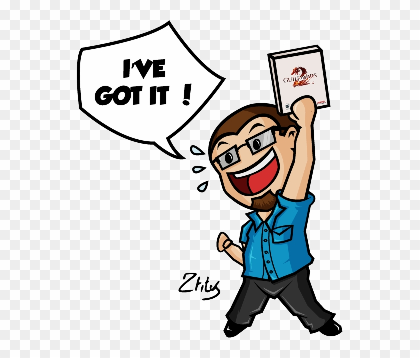 I Got It Clipart - Got Clipart #101058