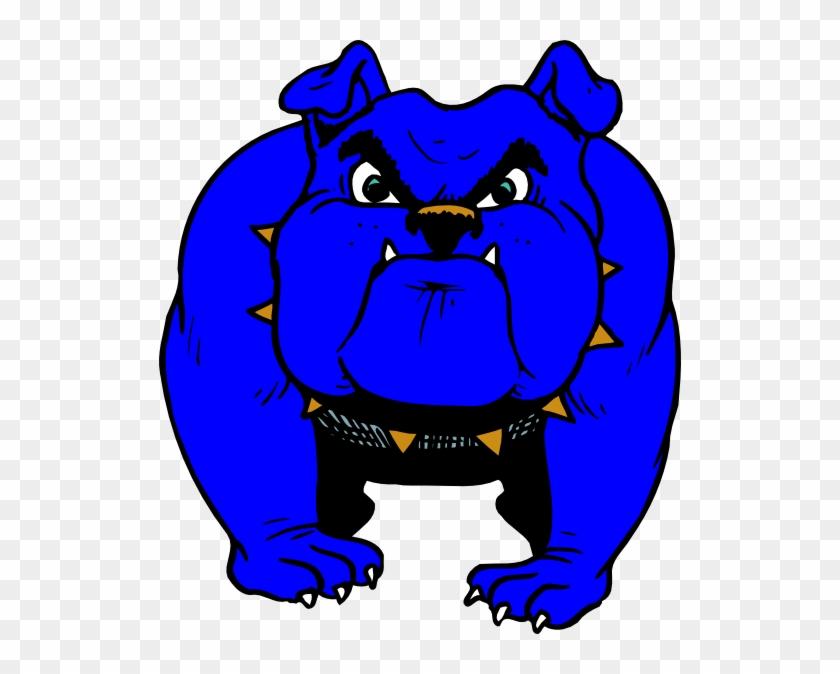 Blue Bulldog Clipart Free Transparent Png Clipart Images Download