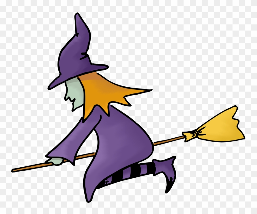 Witch Clip Art Free Clipart Images - Witch Clipart #101097