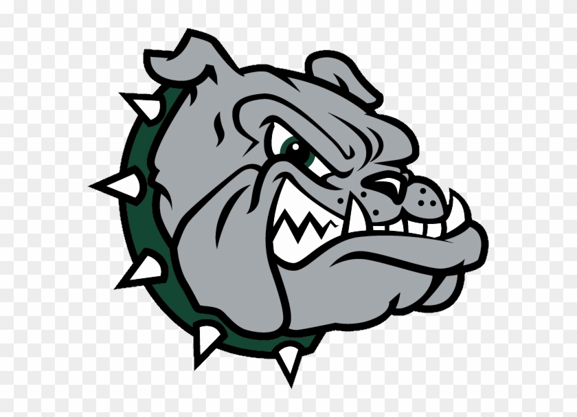 Monrovia Bulldogs - Brownsburg High School Logo #101126