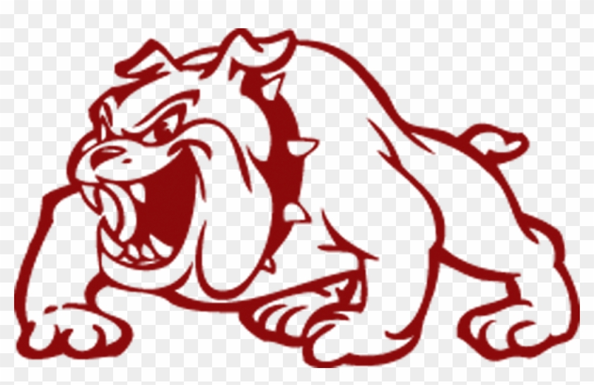 135 - White Hall High School Bulldog #101136