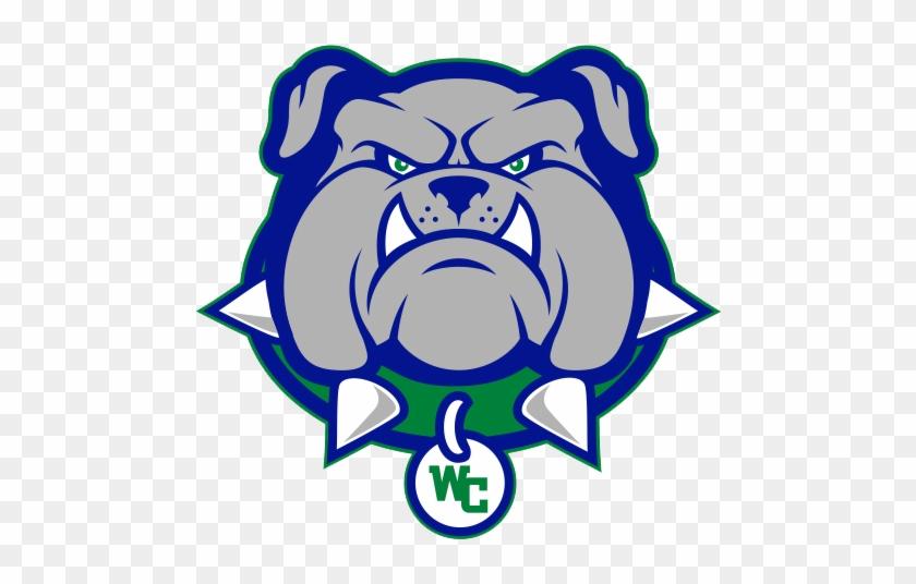 Winston Churchill Bulldogs - Winston Churchill High School Logo #101150