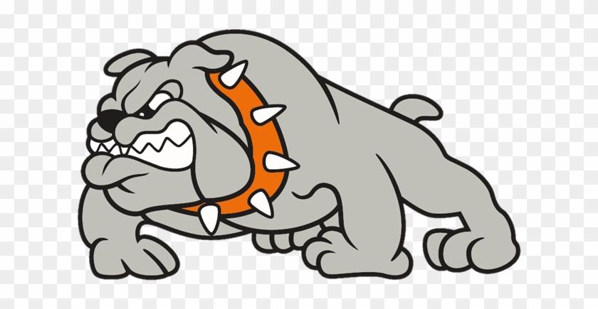 North Dallas Bulldogs - North Dallas High School Mascot #101157