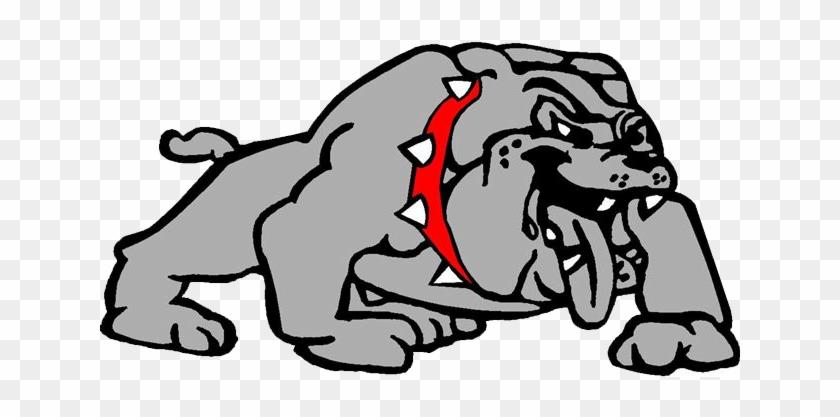 Algona Bulldogs - John Hardin High School #101162