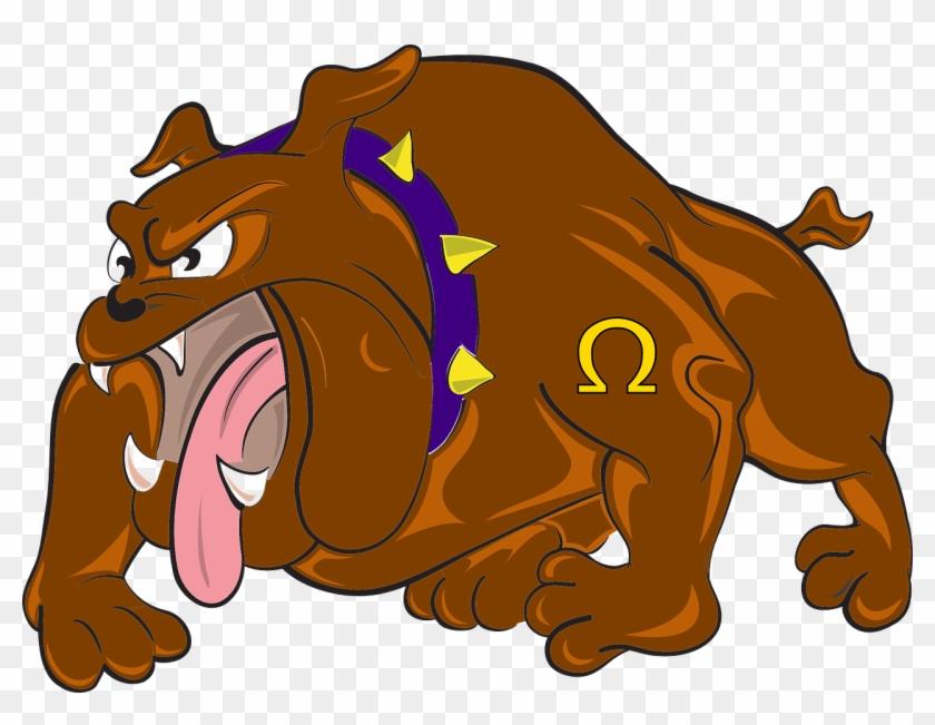 Omega Psi Phi Bulldog #101168