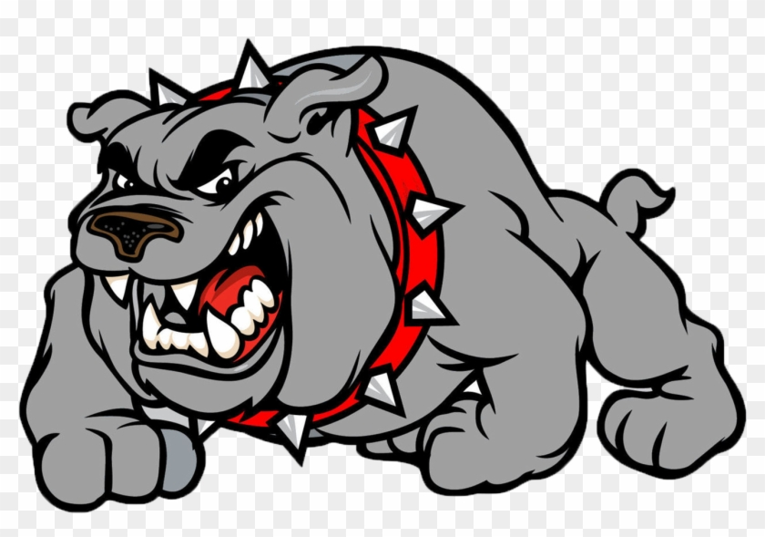 Home Of The Bulldogs - Alhambra High School Logo #101217