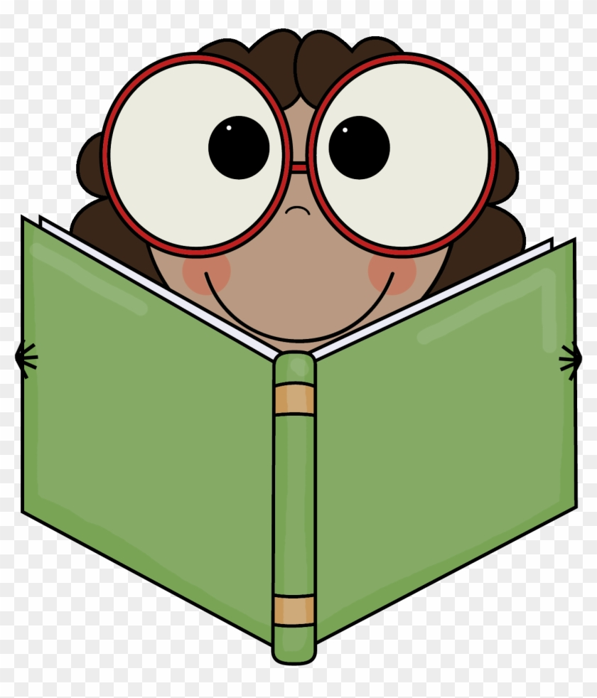Eyes Reading Cliparts - Child With Big Eyes Clipart #101246