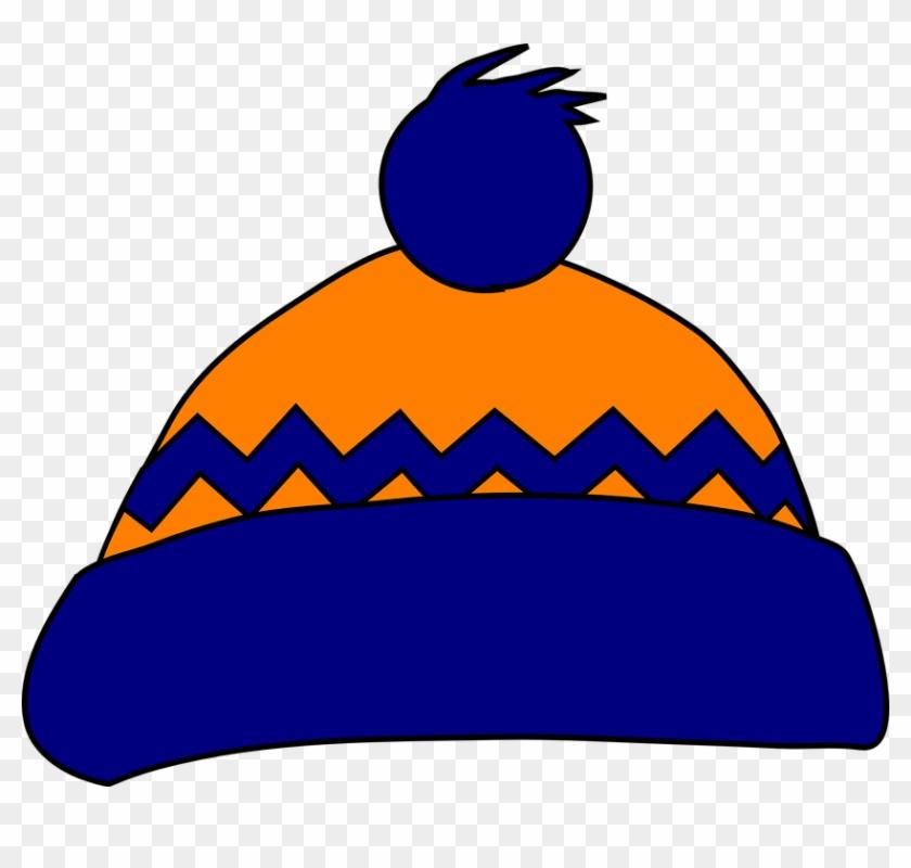 Bobble Hat Clip Art #101281