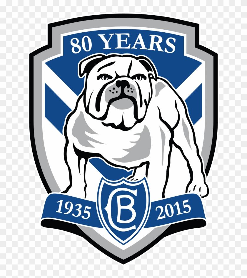 2010-present - Nrl Bulldogs Logo 2015 #101340