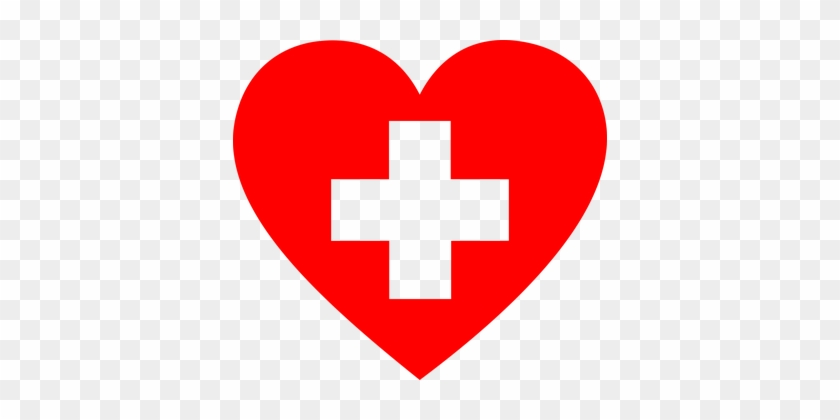 First Aid, Medical, Medicine, Doctor - First Aid With Heart #101379